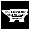 masa sculp マサスカルプ アーティスト シルバー ゴールド アクセサリー