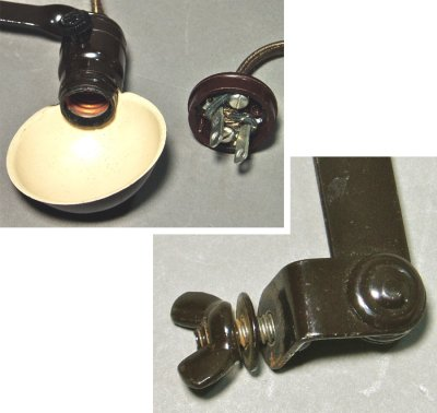 "画像2: 1940's G.E. ""mini"" Task Lamp【Dead-Stock】"