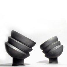 """画像1: 1930's """"Mad Scientist"""" X-Ray Mercury Glass Shades (1)"""