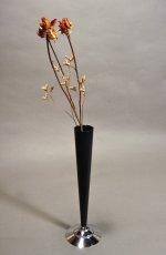 """画像2: 1930's """"The Dura Co."""" Bud Vase【BLACK】 (2)"""