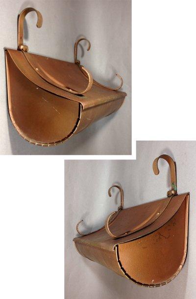 """画像2: 1930's """"Bronze"""" Steel Mail box"""