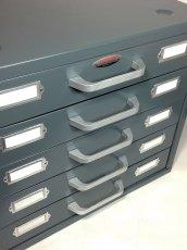 """画像4: 1960-70's """"Neumade"""" 5-Drawer Cabinet【特大】 (4)"""