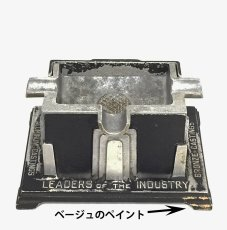 "画像3: 1920-30's Art Deco ""SKYSCRAPER"" Cast Aluminum Ashtray (3)"