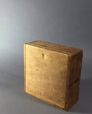 画像2: 1920-30's【Montgomery Ward & Co.】 Small Wooden Box.  (2)