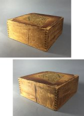 画像4: 1920-30's【Montgomery Ward & Co.】 Small Wooden Box.  (4)