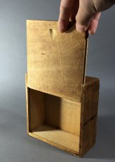 画像3: 1920-30's【Montgomery Ward & Co.】 Small Wooden Box.  (3)