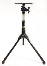 """画像3: ★The Peerless★  1910's """"Cast Iron"""" Adjustable Drafting Table Base (3)"""