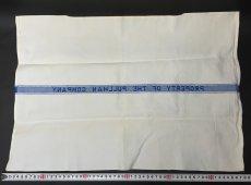 """画像5: 1940's """"PULLMAN COMPANY"""" Towel (5)"""