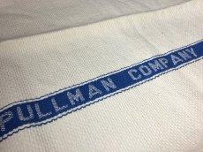 """画像4: 1940's """"PULLMAN COMPANY"""" Towel (4)"""