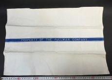"""画像2: 1940's """"PULLMAN COMPANY"""" Towel (2)"""
