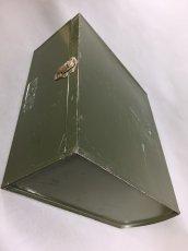 """画像9: 1930's """"ASCO N.Y."""" Steel File Box【 FAT !! 】 (9)"""