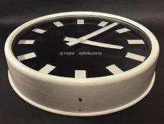 """画像13: 1950-60's """"Brillié"""" French Wall Clock  【特大!です】 (13)"""
