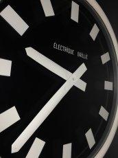 """画像3: 1950-60's """"Brillié"""" French Wall Clock  【特大!です】 (3)"""