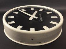 """画像12: 1950-60's """"Brillié"""" French Wall Clock  【特大!です】 (12)"""