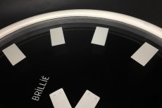 """画像10: 1950-60's """"Brillié"""" French Wall Clock  【特大!です】 (10)"""