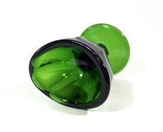 画像2: 1930's 【Dark Green】Eye Wash Glass Cup (2)