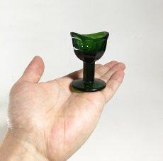 画像5: 1930's 【Dark Green】Eye Wash Glass Cup (5)