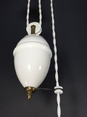 """画像8: 1920-30's French Country """"Rise&Fall"""" Pendant Lamp【Complete】 (8)"""