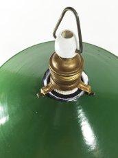 """画像3: German-Deco """"Enamel"""" Pendant Lamp (3)"""