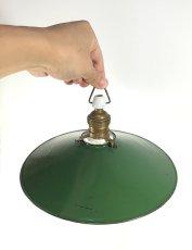 """画像2: German-Deco """"Enamel"""" Pendant Lamp (2)"""