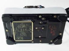 画像20: - 実働品 - Early 1950's U.S.ARMY Chromed Telephone 【BLACK × SILVER】 (20)