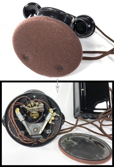 画像2: - 実働品 - 1920's  【Western Electric】Telephone with Ringer Box