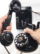 画像14: - 実働品 - 1920's  【Western Electric】Telephone with Ringer Box (14)
