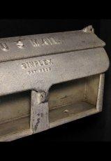 画像1: 1940's ★ SIMPLEX ★  Wall Mount Mail Box (1)