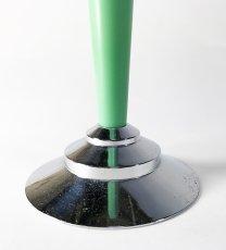 """画像11: 1930's """"The Dura Co."""" Bud Vase【GREEN】 (11)"""