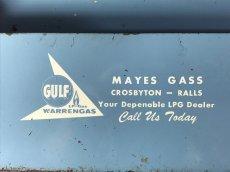 画像3: 1950-60's【GULF】Advertising Dust Pan (3)