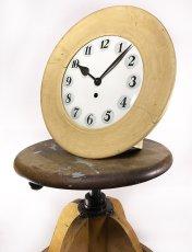 """画像1: 1920-30's Old German """"Shabby"""" Country Clock (1)"""