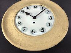 """画像6: 1920-30's Old German """"Shabby"""" Country Clock (6)"""