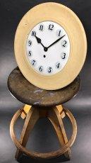 """画像2: 1920-30's Old German """"Shabby"""" Country Clock (2)"""