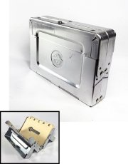 "画像1: 1950-60's ""ASCO New York"" Aluminum Box  (1)"