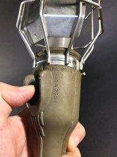 """画像7: 1940's  Trouble Light + """"Cord Reel"""" (7)"""