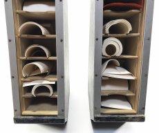 """画像11: 1930's German """"Roller Shutter"""" Photo Paper Cabinet  (11)"""