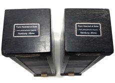 """画像3: 1930's German """"Roller Shutter"""" Photo Paper Cabinet  (3)"""