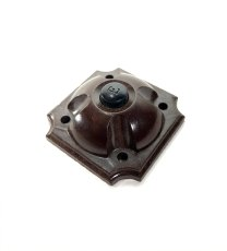 画像4: 1930's Bakelite Bell Switch【DEAD-STOCK】 (4)