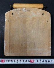画像4: 1940's German Wooden Toilet Paper Holder (4)