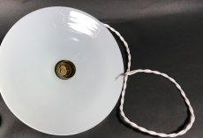 """画像5: German-Deco """"Milk Glass"""" Pendant Lamp (5)"""