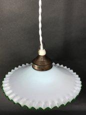 """画像3: German-Deco """"Petticoat"""" Pendant Lamp (3)"""