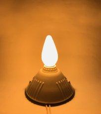 画像8: -*原価割れ処分品*-  ★新品 - 3色★ Candle Light Bulb【2個 = 1パック】 (8)