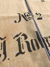 画像8: Early-1930's  German Linen Grain Sack 【特大!!- 2枚セット】 (8)
