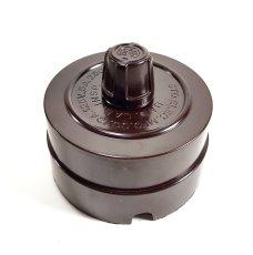 画像6: -*残り31個*-  1930's【STD.ELEC.MFG.CO.】Bakelite Switch 【デッドストック - バラ売り】 (6)