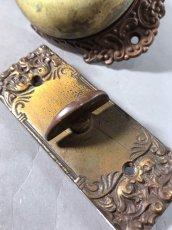 画像3: 1890's【Cast Iron&Brass】Doorbell (3)