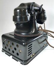 "画像9: - 実働品 -  ""Fully Restored"" 1920's 【Western Electric】Telephone with Ringer Box (9)"