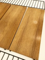 """画像6: """"Nisse String"""" Wood&Steel Wire ShelfString (6)"""