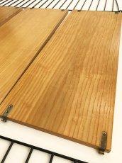 """画像12: """"Nisse String"""" Wood&Steel Wire ShelfString (12)"""