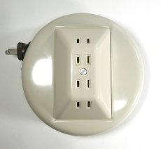 "画像7: 1950-60's ""Cordomatic"" 4-Outlet Cord Reel 【Dead-Stock】 (7)"