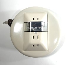 "画像8: 1950-60's ""Cordomatic"" 4-Outlet Cord Reel 【Dead-Stock】 (8)"
